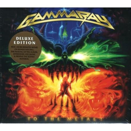 Gamma Ray – To The Metal! (Cd + Dvd Digipack)