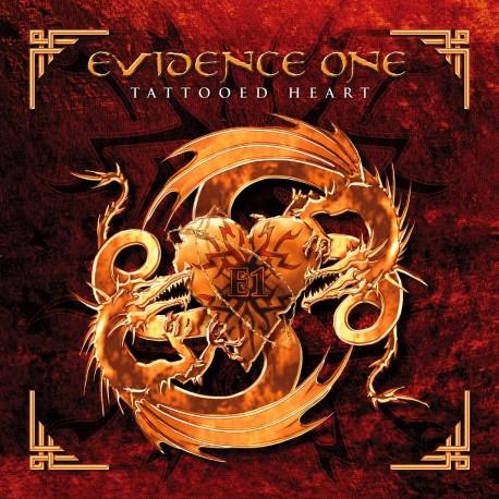 Evidence One – Tattooed Heart (Digipack)