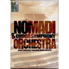 Nomadi & Omnia Symphony Orchestra - Live 2007 (con Slipcase)