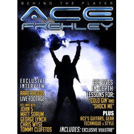 Ace Frehley ‎– Behind The Player