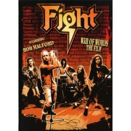 Fight - War Of The Words The Film (Box Dvd + Cd Digipack)