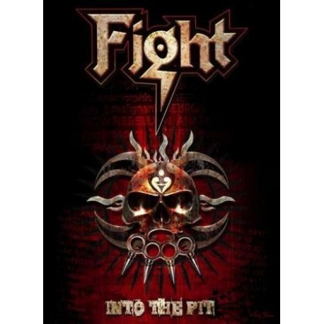 Fight ‎– Into The Pit (Box 3 Cd + Dvd)