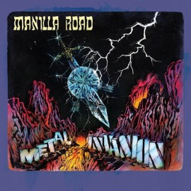 Manilla Road ‎– Metal / Invasion (2 Cd Digipack)