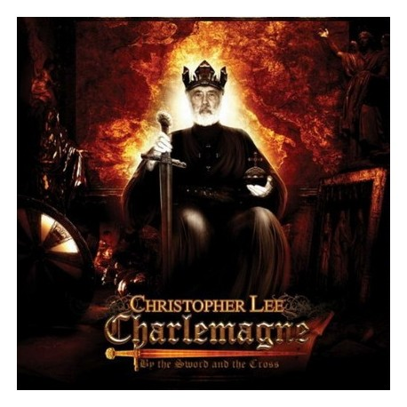 Christopher Lee ‎– Charlemagne (con Slipcase)