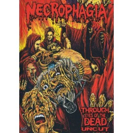 Necrophagia ‎– Through Eyes Of The Dead (Dvd)