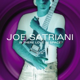 Joe Satriani ‎– Is There Love In Space?