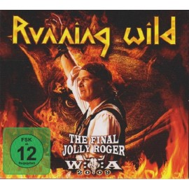 Running Wild ‎– The Final Jolly Roger (2 Cd + Dvd Digipack)