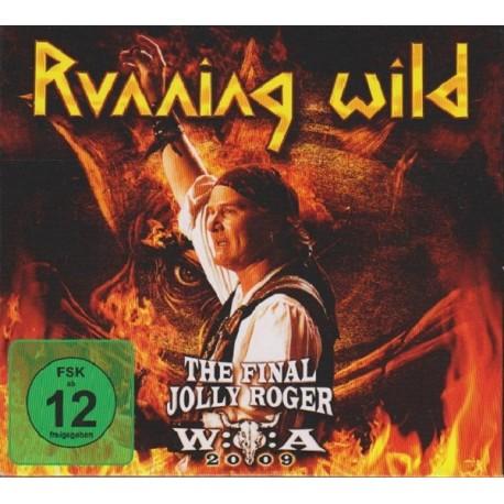 Running Wild – The Final Jolly Roger (2 Cd + Dvd Digipack)