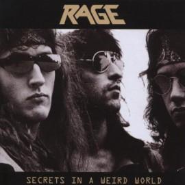 Rage – Secrets In A Weird World