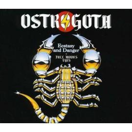 Ostrogoth – Ecstasy And Danger + Full Moon's Eyes (Digipack)