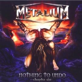 Metalium – Nothing To Undo: Chapter Six