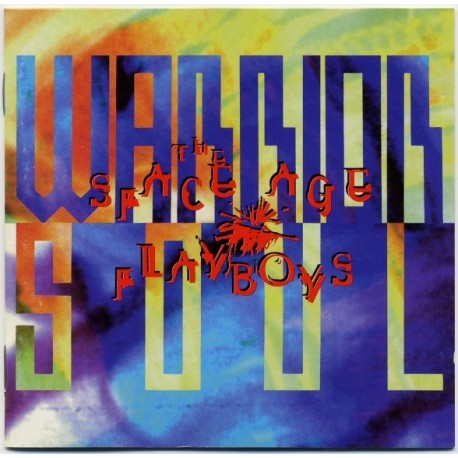 Warrior Soul ‎– The Space Age Playboys
