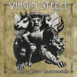 Virgin Steele – The Black Light Bacchanalia (2 Cd Digipack)