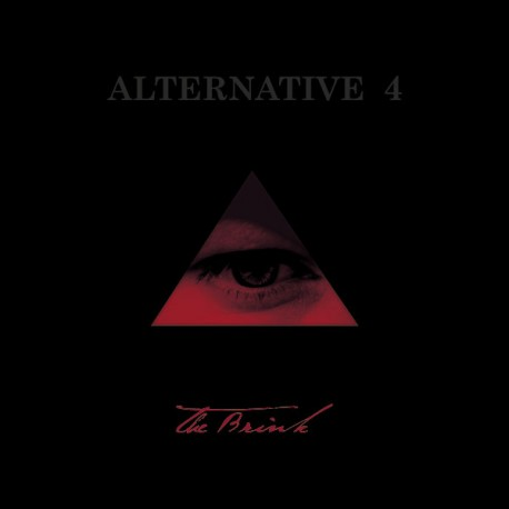 Alternative 4 ‎– The Brink (Digipack)