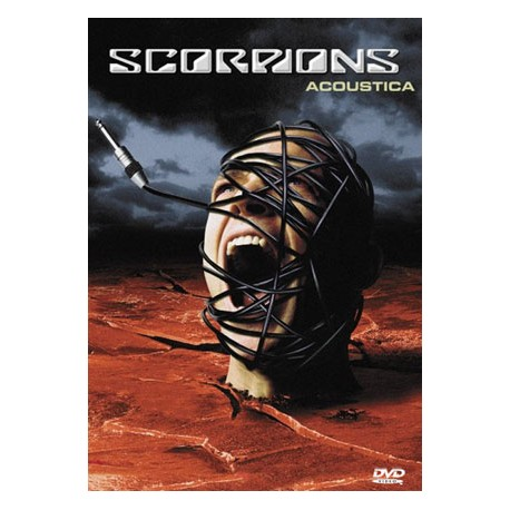 Scorpions ‎– Acoustica (Dvd + Cd)