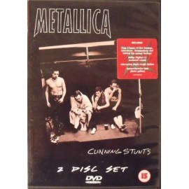 Metallica ‎– Cunning Stunts (2 Dvd)