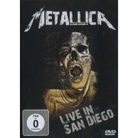 Metallica ‎– Live In San Diego