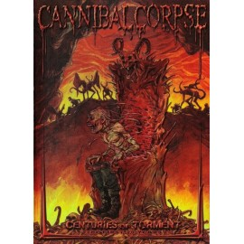 Cannibal Corpse ‎– Centuries Of Torment: The First 20 Years (3 Dvd Digipack)