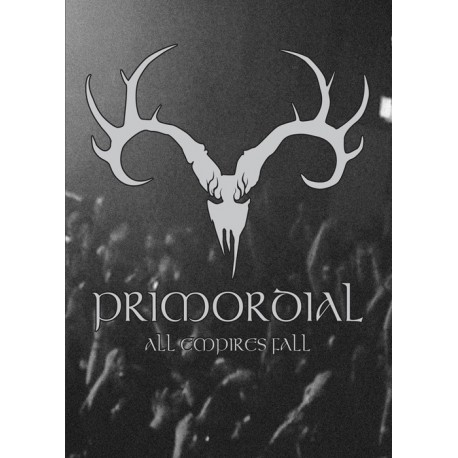 Primordial ‎– All Empires Fall (2 Dvd Digipack)
