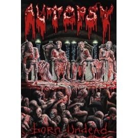 Autopsy - Born Undead (Digibook)