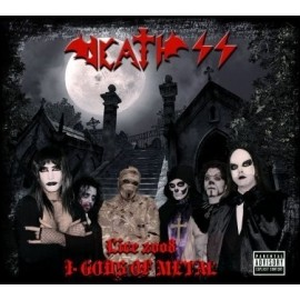Death SS ‎– I: Gods Of Metal (Cd + Dvd Digipack)