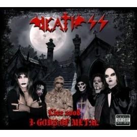 Death SS – I: Gods Of Metal (Cd + Dvd Digipack)