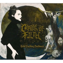 Cradle Of Filth ‎– Total Fucking Darkness (Digipack)
