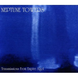 Neptune Towers ‎– Transmissions From Empire Algol (con Slipcase)