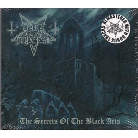 Dark Funeral – The Secrets Of The Black Arts (2 Cd Digipack)