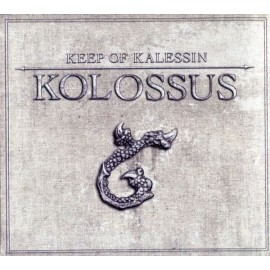 Keep Of Kalessin ‎– Kolossus (Cd + Dvd Digipack)
