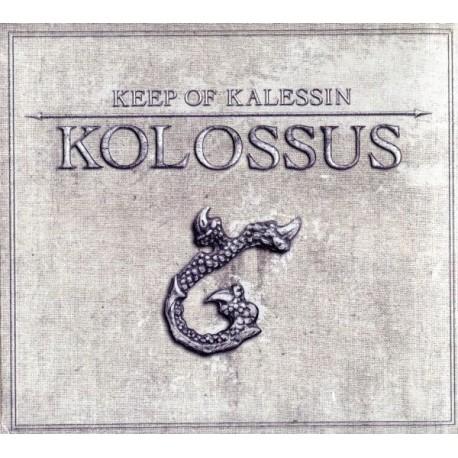 Keep Of Kalessin – Kolossus (Cd + Dvd Digipack)