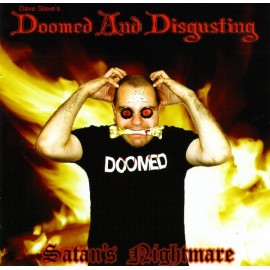 Doomed And Disgusting ‎– Satan's Nightmare