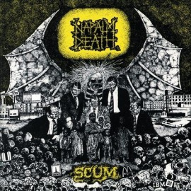 Napalm Death ‎– Scum