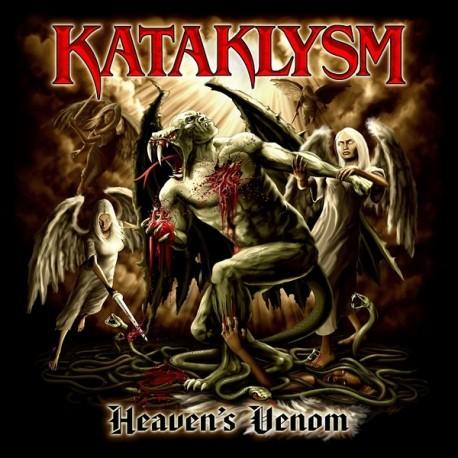 Kataklysm – Heaven's Venom (Digipack)
