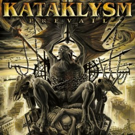 Kataklysm – Prevail (Cd + Dvd Digipack)