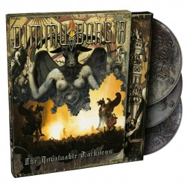 Dimmu Borgir ‎– The Invaluable Darkness (2 Dvd + Cd Digipack)