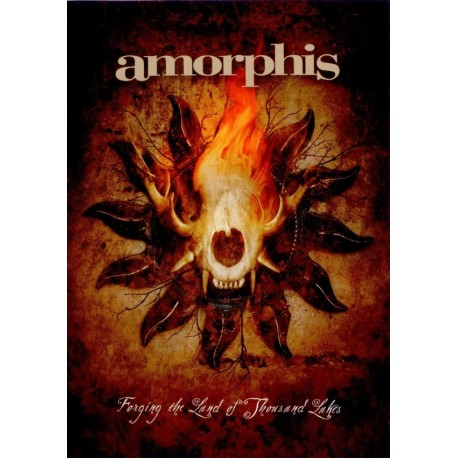 Amorphis – Forging The Land Of Thousand Lakes