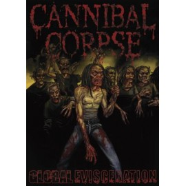 Cannibal Corpse ‎– Global Evisceration (Digipack)