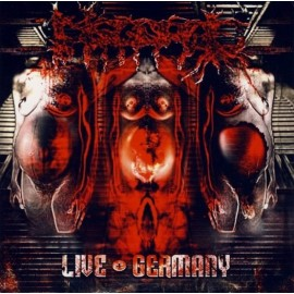 Disgorge ‎– Live Germany