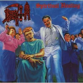 Death – Spiritual Healing (2 Cd con Slipcase)