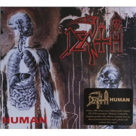 Death - Human (2 Cd con Slipcase)