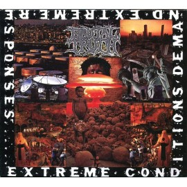 Brutal Truth ‎– Extreme Conditions Demand Extreme Responses (Digipack)