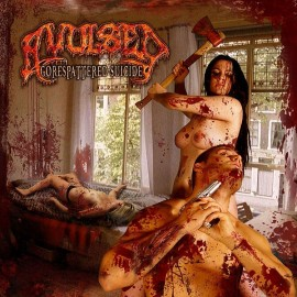 Avulsed ‎– Gorespattered Suicide