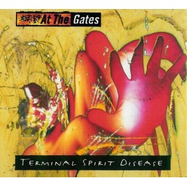 At The Gates ‎– Terminal Spirit Disease (Digipack)