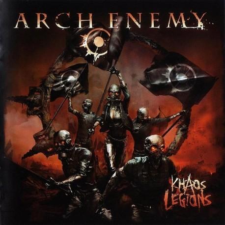 Arch Enemy – Khaos Legions