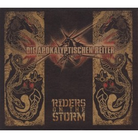 Apokalyptischen Reiter ‎(Die) – Riders On The Storm (Digipack)
