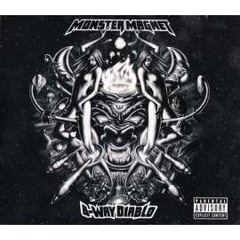 Monster Magnet ‎– 4 Way Diablo (con Slipcase)