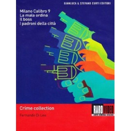 Fernado Di Leo Crime Collection (Box 4 Dvd)