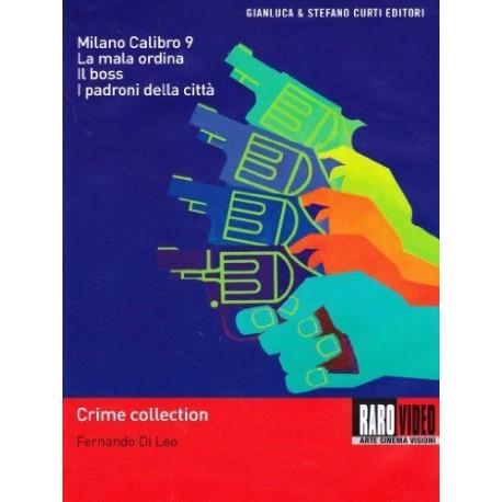 Fernado Di Leo Crime Collection (Box 4Dvd)