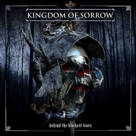Kingdom Of Sorrow ‎– Behind The Blackest Tears (Digipack)